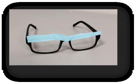 El desafío del Rastreador de Ojos debido al reflejo en los lentes o ...